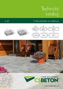 Technical catalogue I CS-BETON