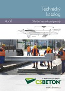 Technical catalogue IV CS-BETON