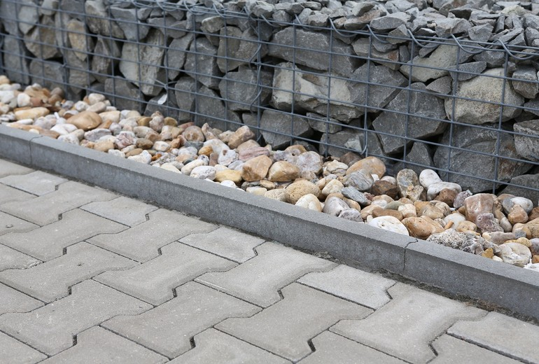 CURB STONES AND DRAINAGE