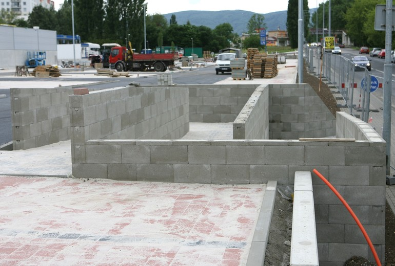 CSB - CONCRETE BLOCKS - FOUNDATION