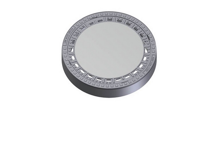 CSB - MANHOLE COVERS - GRAY CAST-IRON