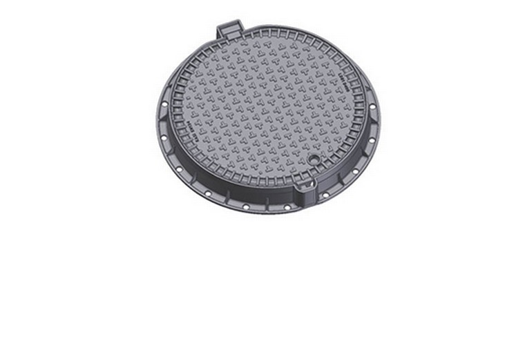 CSB - MANHOLE COVERS - DUCTILE CAST-IRON AND PLASTIC